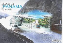 Panamakanaal - Oblitérés