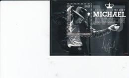 Togo - Michael Jackson S/s - Togo (1960-...)
