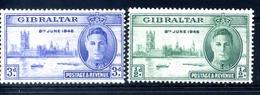 1946 GIBILTERRA SET MNH ** - Gibilterra