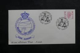 BELGIQUE - Enveloppe Par Hélicoptère  En 1981, Voir Cachets - L 41390 - Belgium