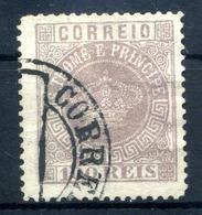 ST. THOMAS & PRINCE N.7 USATO - St. Thomas & Prince