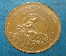 Medaille Ronde 5 Cm  Diametre.Centenaire Yacht Club De France.Voile.navigation De Plaisance - Unclassified