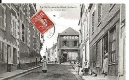Loiret LA SELLE SUR LE BIED La Grande Rue Belle Animation - Autres Communes