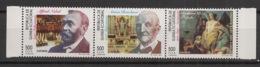 Guinée  équatoriale - 1996 - N°Yv. 336 à 338 - Nobel / Brueckner - Neuf Luxe ** / MNH / Postfrisch - Äquatorial-Guinea