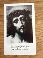 La Souffrance Au Service De La Sainte Eglise Notre-Dame - Devotieprenten