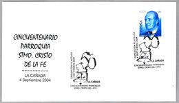 50 Años PARROQUIA SANTISIMO CRISTO DE LA FE. La Cañada, Valencia, 2004 - Iglesias Y Catedrales