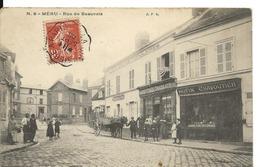 Oise MERU Rue De Beauvais Belle Animation - Meru