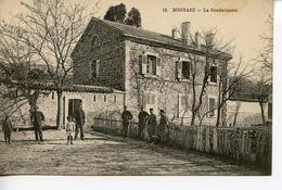1472. CPA ALGERIE BOGHARI. LA GENDARMERIE - Otras Ciudades