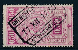"TR 141 - ""ANTWERPEN-ANVERS - STUYVENBERG 21"" - (ref. 28.641) - 1923-1941"