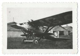 Avion - Nieuport Delage NID 62 Années 34 - 35 Photo Originale - Aviation