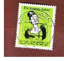GERMANIA (GERMANY) - SG 1993  - 1982  W. BUSCH, WRITER -   USED - [7] Federal Republic