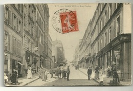 Paris 19eme : Rue Pradier - Distrito: 19