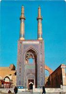 Iran - Djame Mosque Yezd Iran - Semi Moderne Grand Format - état - Iran