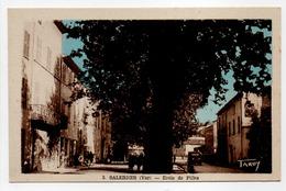 - CPA SALERNES (83) - Ecole De Filles - Photo-Edition Tardy N° 3 - - Salernes