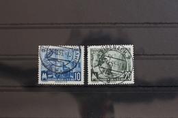 DDR 479-480 Gestempelt Poststempel Bedarfsstempel #SX896 - DDR