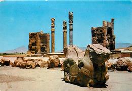 Iran - Shiraz - Perspolis - Semi Moderne Grand Format - état - Iran