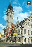 B54  Dendermonde - Stadhuis - Oude Lakenhalle - Belfort - Dendermonde