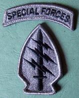 Insigne US Army - Ecussons Tissu