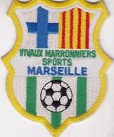 ECUSSON / FOOTBALL / PONT DE VIVAUX LES MARRONNIERS SPORTS  / MARSEILLE / - Apparel, Souvenirs & Other
