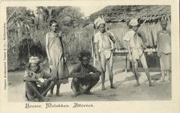 Indonesia, MOLUCCAS MALUKU, Boeroe Buru Islands, Native Alfur People (1900s) - Indonesië