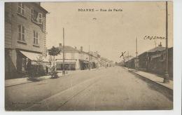 ROANNE - Rue De Paris - Roanne
