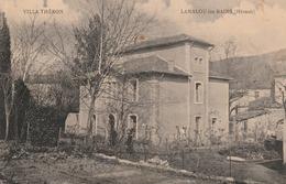 34/ Lamalou Les Bains - Villa Theron - Lamalou Les Bains