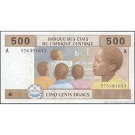 TWN - GABON (C.A.S.) 406Ac - 500 Francs 2002 (2015) UNC - Gabon