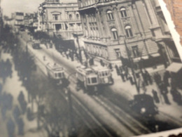 BELGRAD - BEOGRADE - SERBIA - EX-JUGOSLAWIEN - 40/50er - 1 - RUE DU ROI MILAN - STRASSE KOENIG MILAN - TRAMWAYS - Lugares