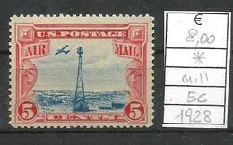STATI UNITI Valore Da 5c Nuovo * MLH Bello - Unused Stamps
