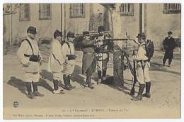 CPA 26 Drôme Romans Sur Isère Rare 75e 75eme Régiment Militaire Théorie Du Tir Boyer Près Bourg De Péage Peyrins Alixan - Romans Sur Isere