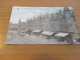 Oostende, Les Hotels En Face De La Gare - Oostende