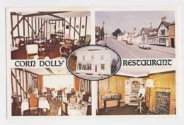 AJ13 Corn Dolly Restaurant, Grt Bardfield, Braintree, Essex - England