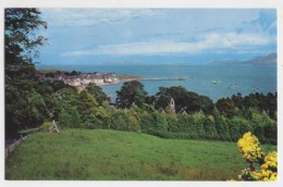 AJ13 View From Barons Hill, Beaumaris, Anglesey - Anglesey