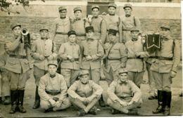 N°75263 -carte Photo 10è Régiment D'infanterie - Régiments