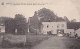 AM50 Waterloo, Hougoumont, The Farm, Chapel And Corpses Well - Waterloo