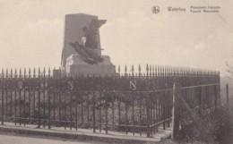 AM50 Waterloo, Monument Francais - Waterloo