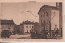 Le Brugeron Les Hotels Au Grand Bataille - Autres Communes