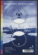 Finland 2009 Klimaatverandering/ Climate Change -Protection Des Zones Polaires Et Glaciers Logo YT BF 53-1925/1926 ** - Finland