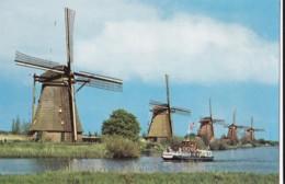 AQ60 Holland, Molenland, Land Of Windmills - Netherlands