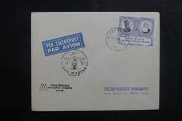 BELGIQUE - Enveloppe Par Hélicoptère Pour Saint Marin En 1980 - L 41424 - Belgium