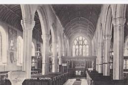 AO94 Interior Kilkhampton Church - Other