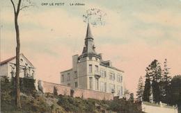 ORP LE PETIT LE CHATEAU - Orp-Jauche
