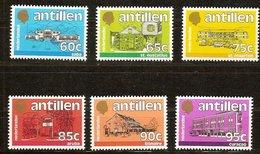 Antilles Néerlandaises Antillen 1984 Yvertn° 717-722  *** MNH Cote 11  € Série Courante - Antilles