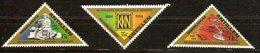 Antilles Néerlandaises Antillen 1984 Yvertn° 714-716  *** MNH Cote 6,50  € - Antilles