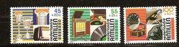 Antilles Néerlandaises Antillen 1984 Yvertn° 711-713  *** MNH Cote 7,50  € Musique - Antilles