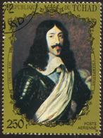 Pays : 463,2 (Tchad : Indépendance)    Yvert Et Tellier N° : Aé 110 U (o) [Louis XIII] - Tchad (1960-...)