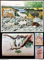 # Grenada 2000**Mi.4246-54 Cats , MNH [17;79] - Gatos Domésticos