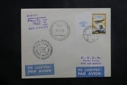 BELGIQUE - Enveloppe Par Hélicoptère En 1976 Rimini / San Marino , Cachets Plaisants - L 41433 - Belgium