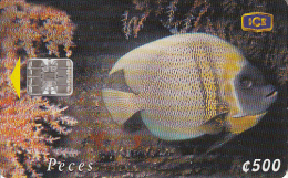 COSTA RICA - Fish, 03/00, Used - Costa Rica