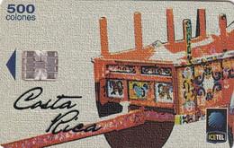 COSTA RICA - Cart 1(500000 Ex) ICE Tel Telecard, 04/99, Used - Costa Rica